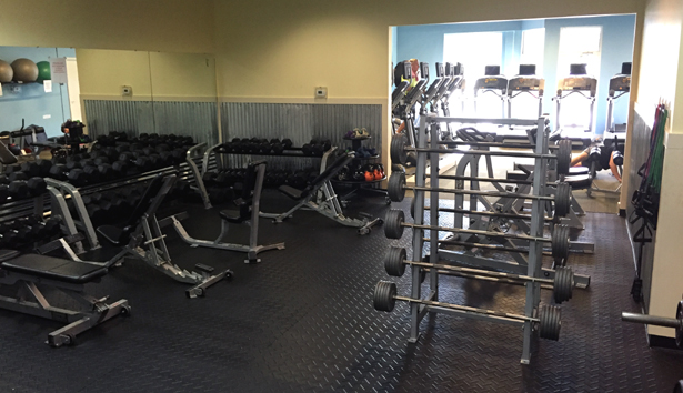 4ever24fit Free Weight Machines
