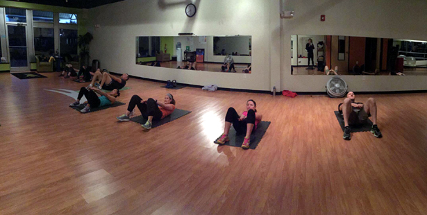 4ever24fit Group Classes